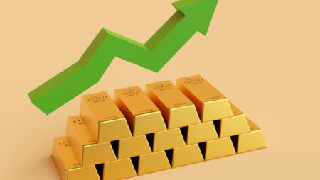 Gold Rises and the Dollar Weakens: Commodity Market Trends Today