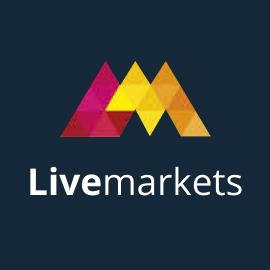 Livemarkets logo