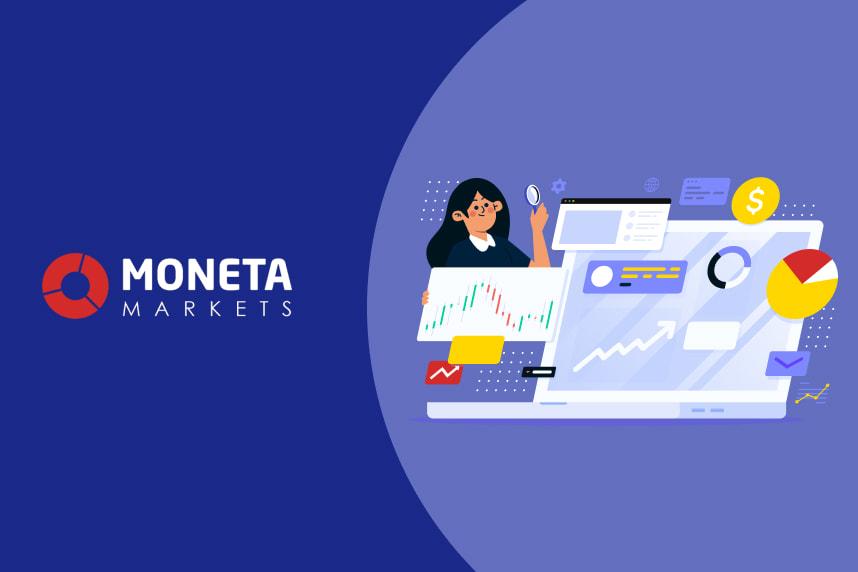 Moneta Markets trading